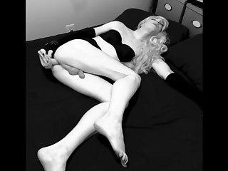 CD Sissy Slut Dildo A2M Anal Deepthroat Gagging Feet Cosplay