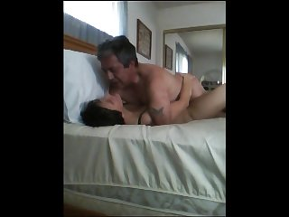 Hidden camera. Watch wife jibe consent to on my dick