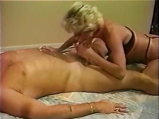 Hank Armstrong does hot older tolerant in Forty Plus Video Magazine 3 (1997)