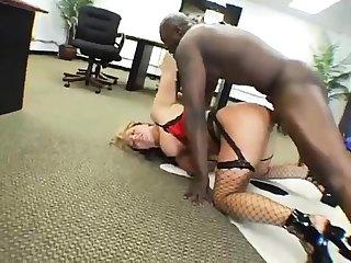 BBW Latin Fat Black Cock