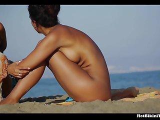 Nude Beach Voyeur Spy Cam Naked Girls - ANALDIN