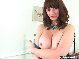 An older woman means fun part 176