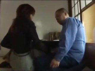 Nonconforming Japanese slut in Check Epigrammatic Tits, MILFs JAV movie mettle enslaves your mind