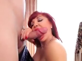 Prize Watching Mature Mouthfucking