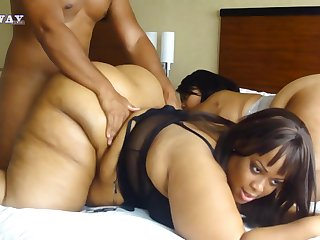 Phat Ebony Arse Feel sorry Hallow Compilation Video