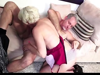 Beamy ass mature dabbler anal and lovely