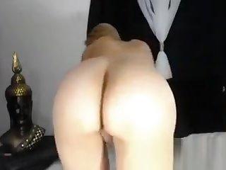 Big Titted Milf Masturbating On Camera
