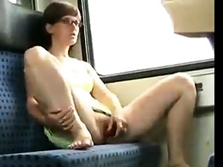 a sexy train flash