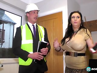 British huge natural tits anal Milf Tube British Big Tits Hottest Videos
